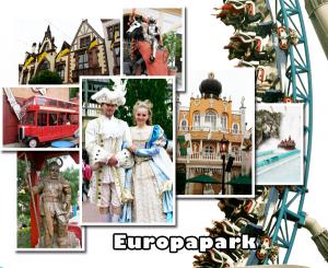 Europapark, Germany