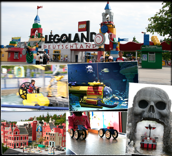 Legoland Deutschland - Adventures with Family