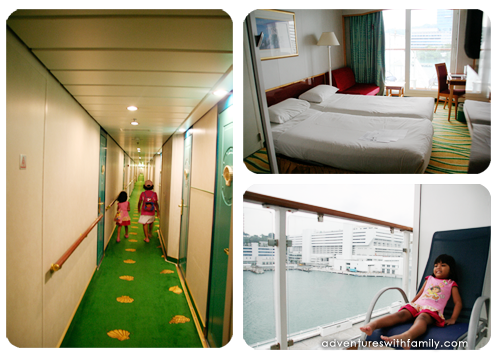 A 4 day cruise on superstar virgo adventures with family for Cheap cruise balcony rooms