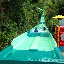 Adventure Cove at Marine Life Park Sentosa