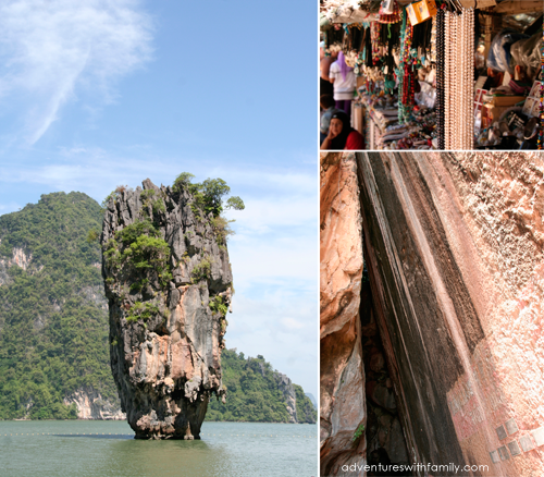 Phuket James Bond Island on Phang Nga Bay