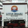Lotus Desaru Beach Resort, Johor