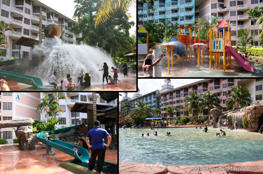 Lotus Desaru Beach Park Waterpark