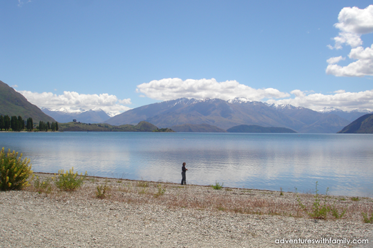 Lake Wanaka, New Zeland