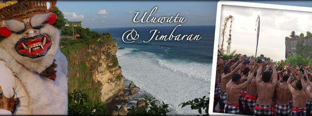 Uluwatu Kecak Dance & Jimbaran Bay