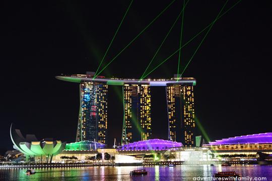 <b>MARINA BAY SANDS</b> HOTEL | SINGAPORE