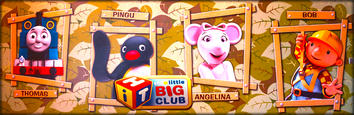 The Little Big Club Theme Park