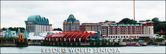 Resorts World Sentosa Staycation
