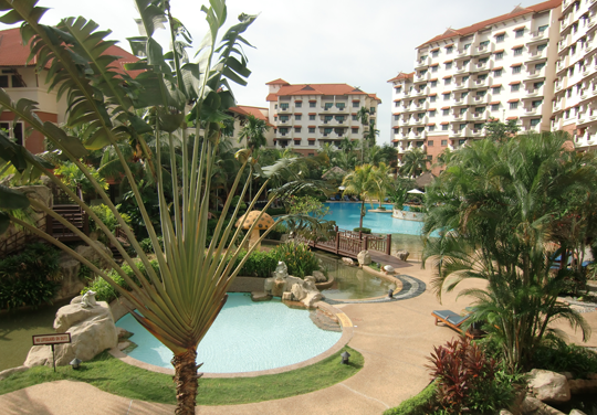 Batam Holiday Inn Resort Getaway