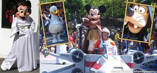 Disney Hollywood Studios Star Wars