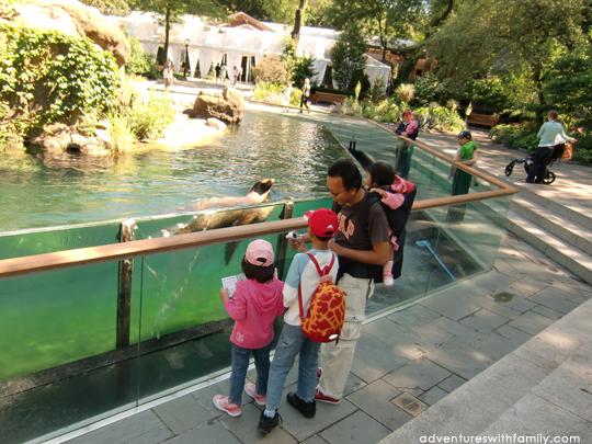 New York Central Park Zoo