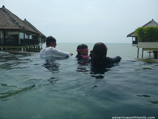 Swimming Pool At Avani Sepang Adventures With Family
