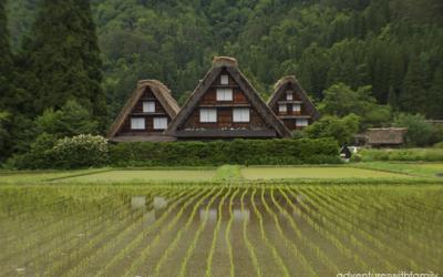 Shirakawa-go and Takayama