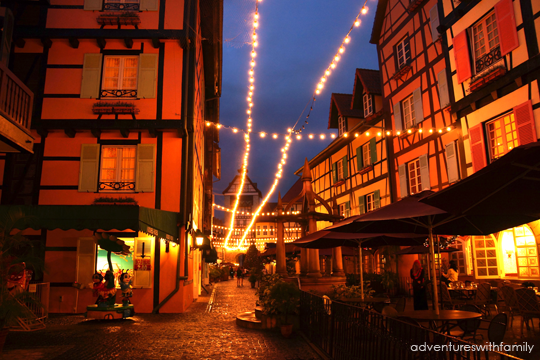 Colmar Tropicale Lights