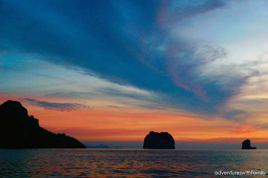Krabi Sunset