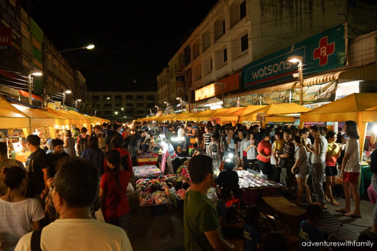 Krabi Town Night Market
