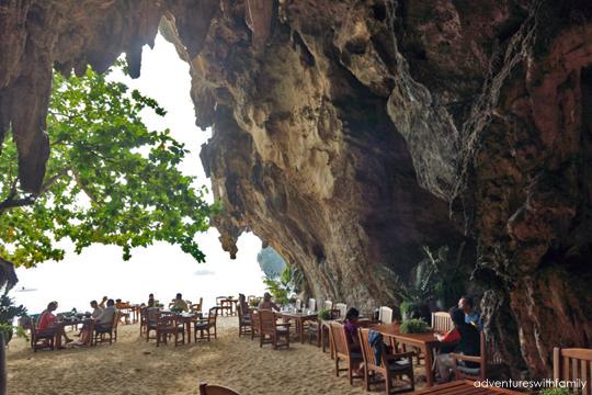 Railay Beach, Krabi