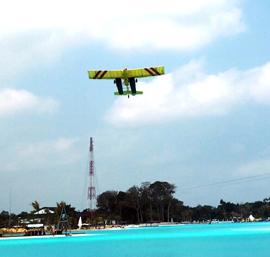 Bintan Plane ride