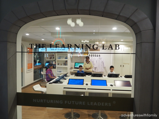 Kidzania Learning Lab