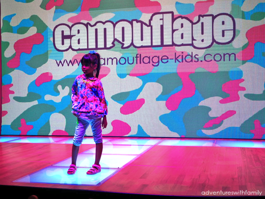 Kidzania-Canouflage