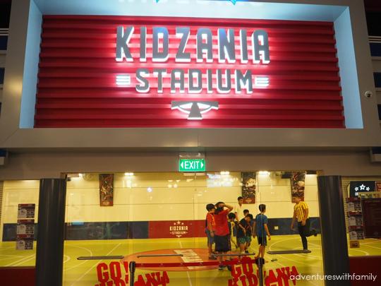 Kidzania-Sportsman