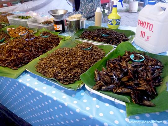 Thailand Phuket Night market