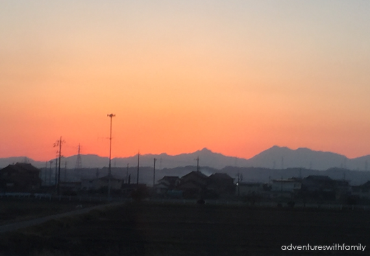 Sunset Nagoya