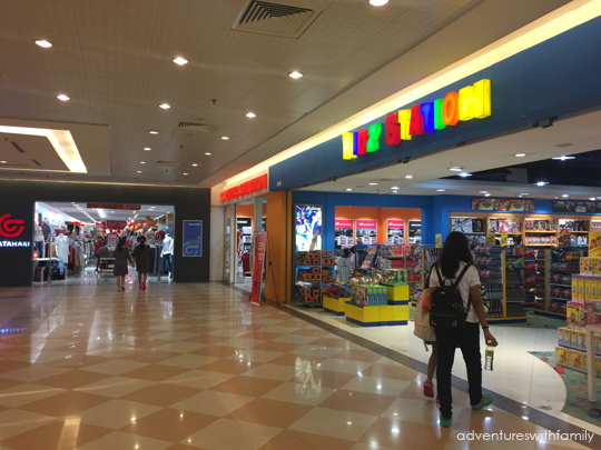 Shopping centre in Batam