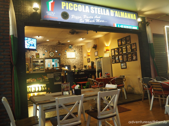 Halal Italian restaurant near Batam Radisson