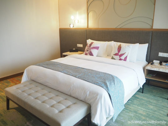 Batam Radisson Hotel Room