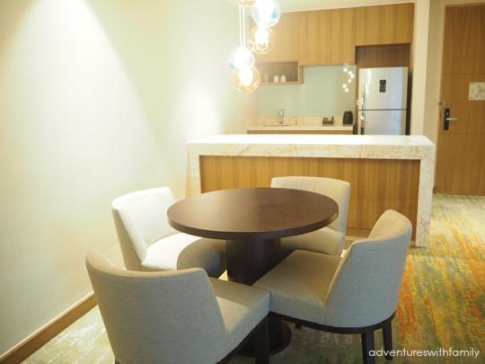 Batam Radisson Hotel Suite