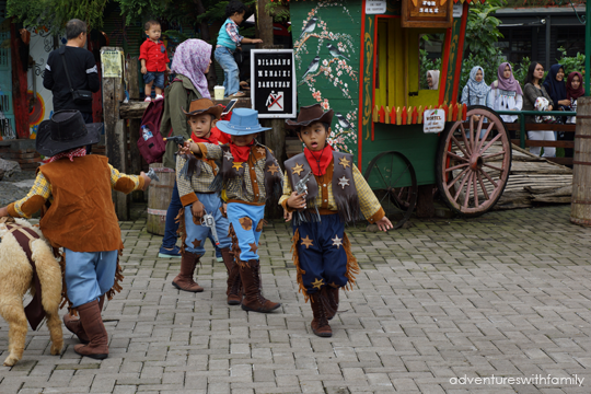 Indonesian Cowboys