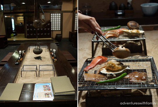 Hakone Irorisaryo Hachiri muslim-friendly food