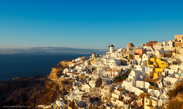 Santorini in Winter – 10 Things to Do