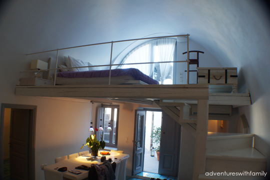 Santorini Cave Hotel Fira