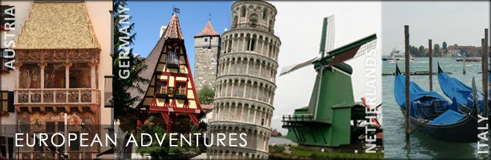 15D Europe Adventures