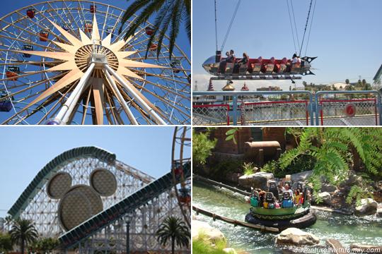 Disney California Adventures