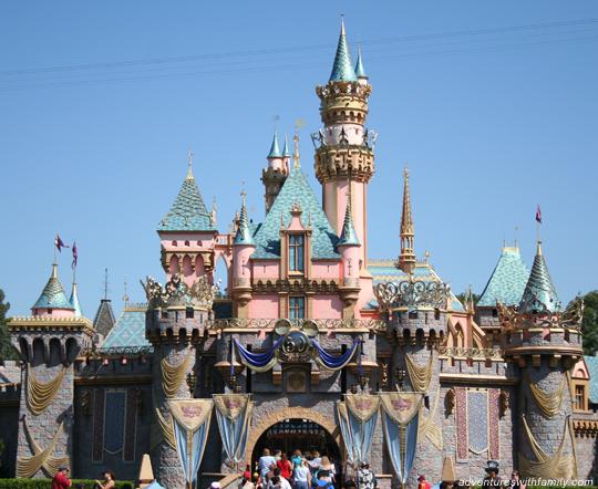 Disneyland Park California Adventures With Family