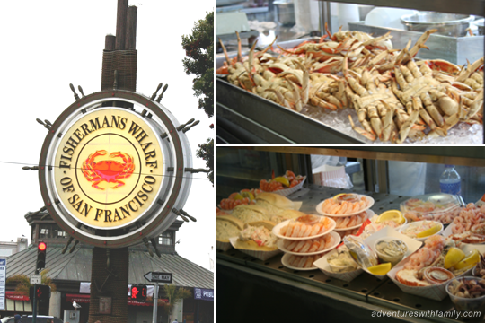 Fisherman S Wharf Adventures With Family News San Francisco Seafood Restaurants Fog Harbor