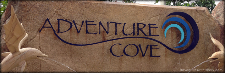 Adventure Cove at Marine Life Park Sentosa