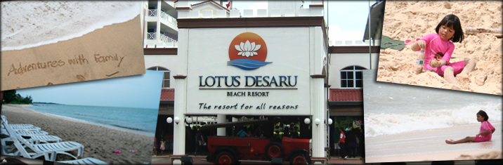 Lotus Desaru Beach Resort and Water Park