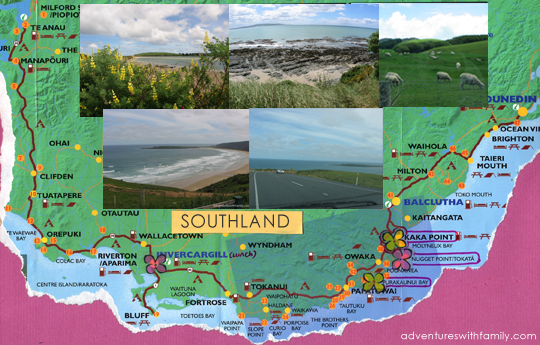 Southern Scenic Route - Adventures with Family