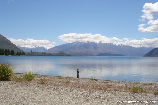 Lake Wanaka, New Zeland