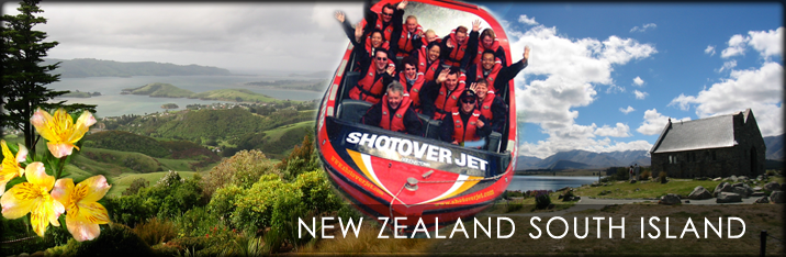10 reasons why I love my New Zealand South Island Road Trip