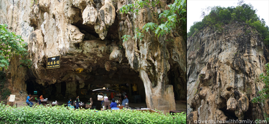 Lost world of tambun adventures with family lost world of tambun cave cafe gumiabroncs Choice Image