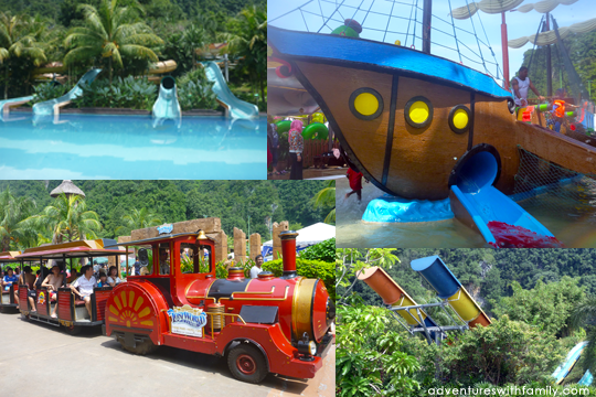 Lost world of tambun adventures with family lost world of tambun rides gumiabroncs Choice Image