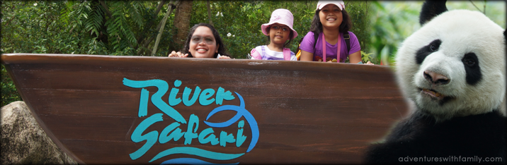 River Safari Singapore