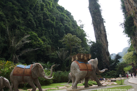 Lost world of tambun adventures with family tin valley at lost world of tambun gumiabroncs Choice Image