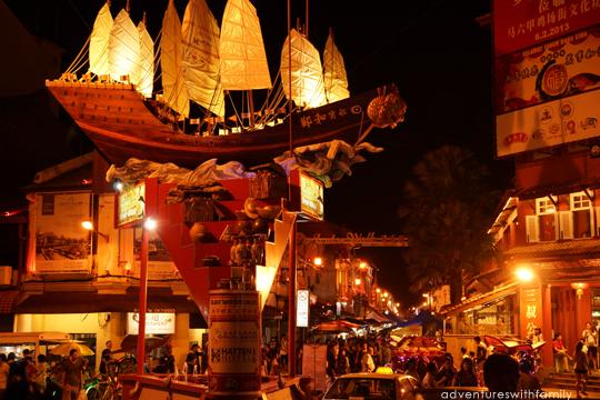 Malacca Jonker Walk Night Market