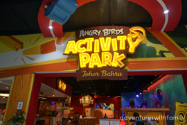 angry birds activity park johor adventures with family. Black Bedroom Furniture Sets. Home Design Ideas